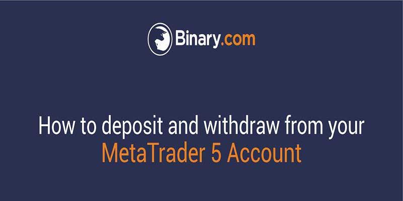 Lihat Cara Deposit Di Metatrader 5 paling mudah